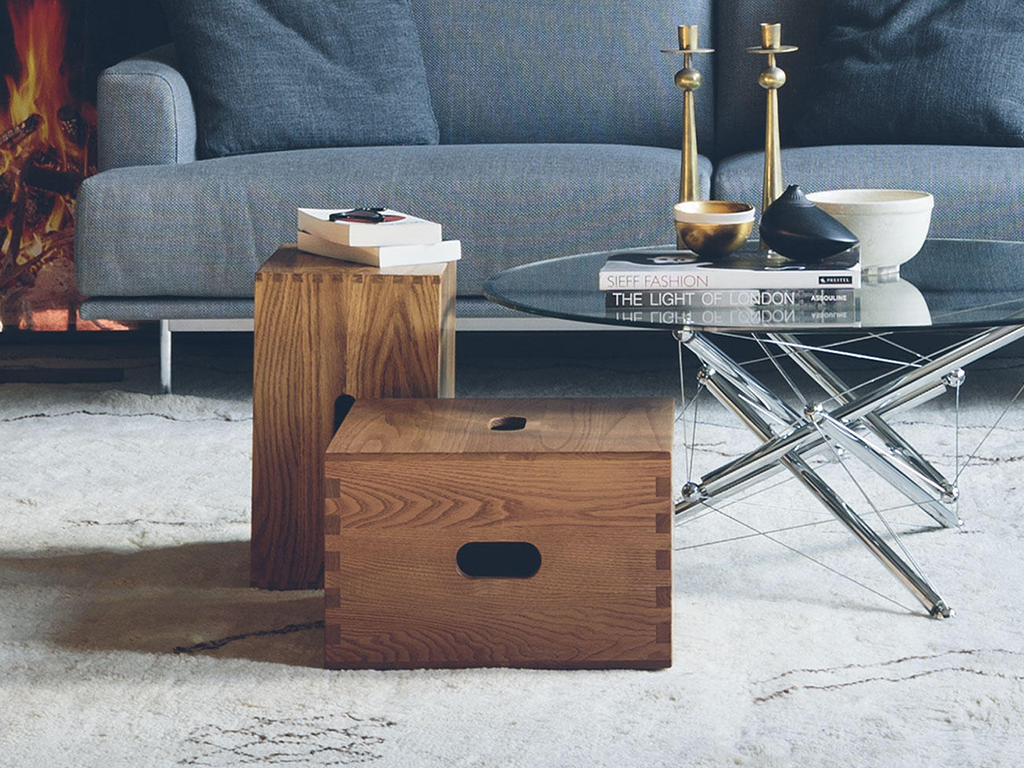 CASSINA - LC14 Tabourets