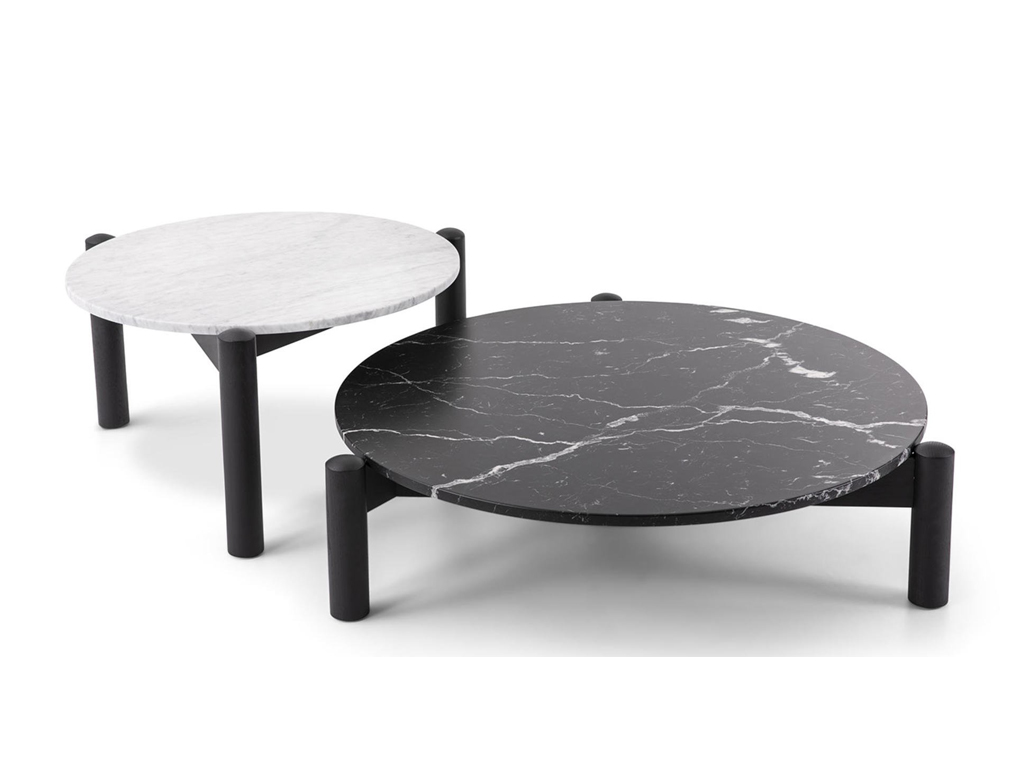 CASSINA - TABLE A PLATEAU INTERCHANGEABLE