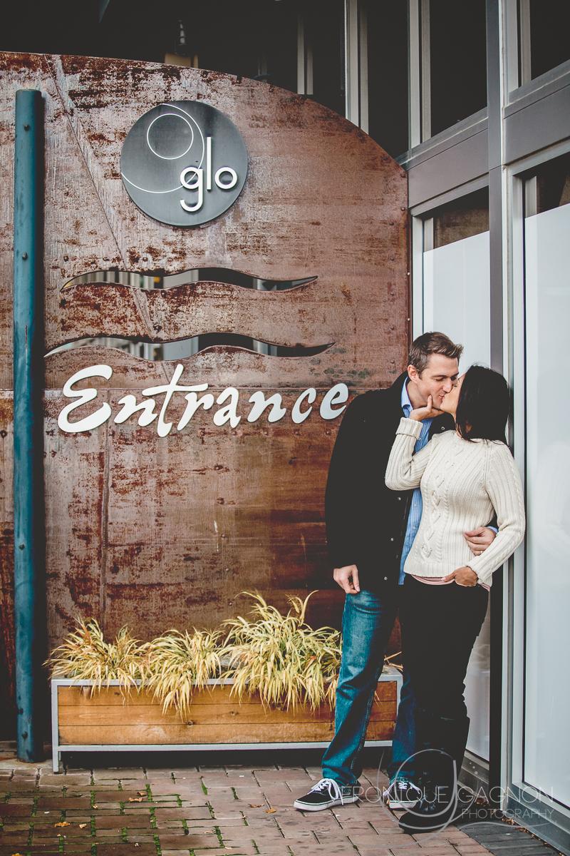 Glo Restaurant & Lounge,Fall Engagement Session, victoria BC,Veronique Gagnon Photography