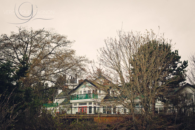 Sooke Harbour House Wedding Venue, overlooking the Sooke Basin.