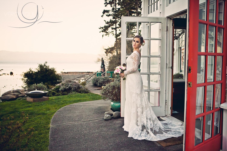West Coast bride