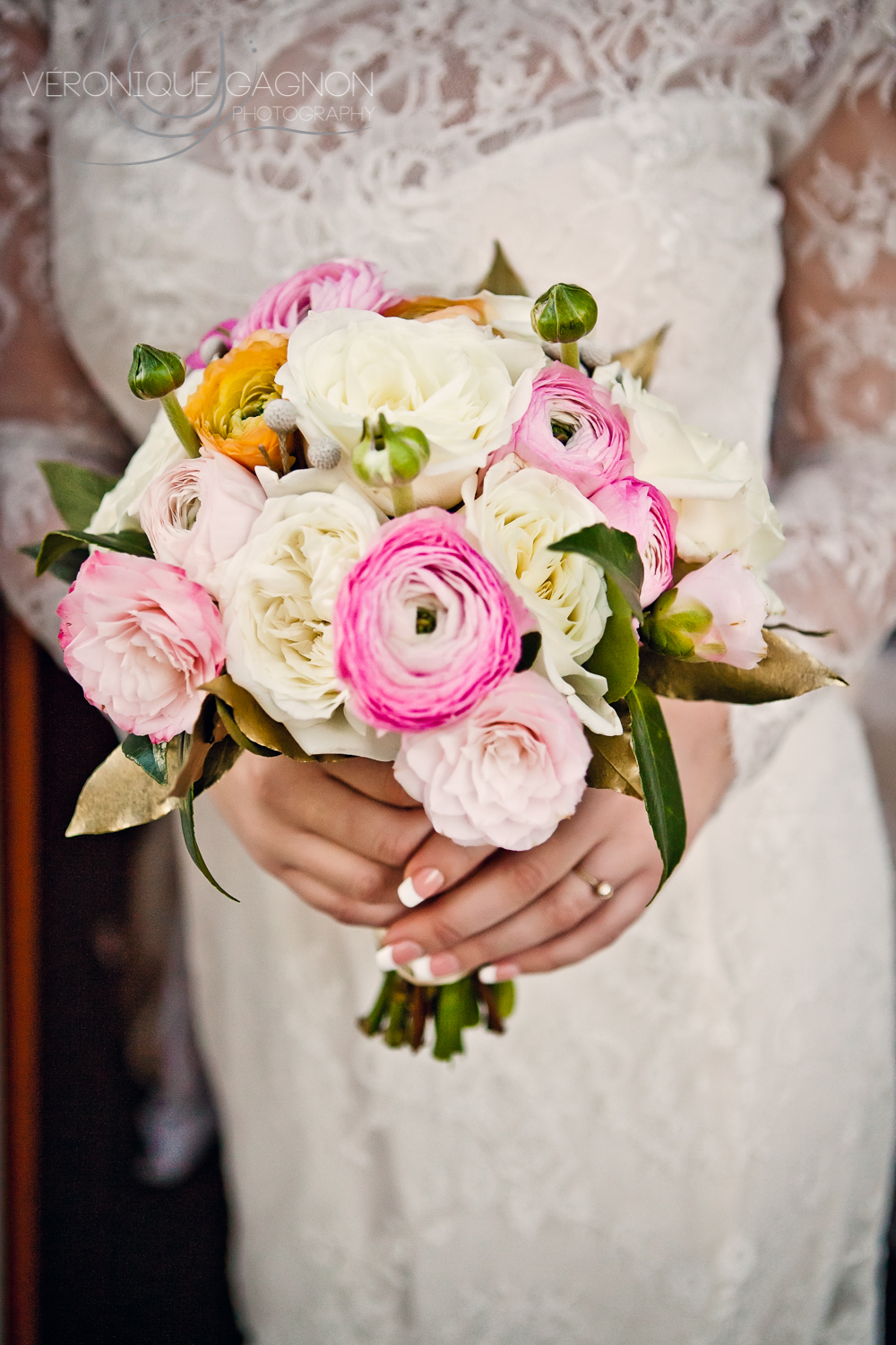 Pretty Bouquet by A Sea of Bloom