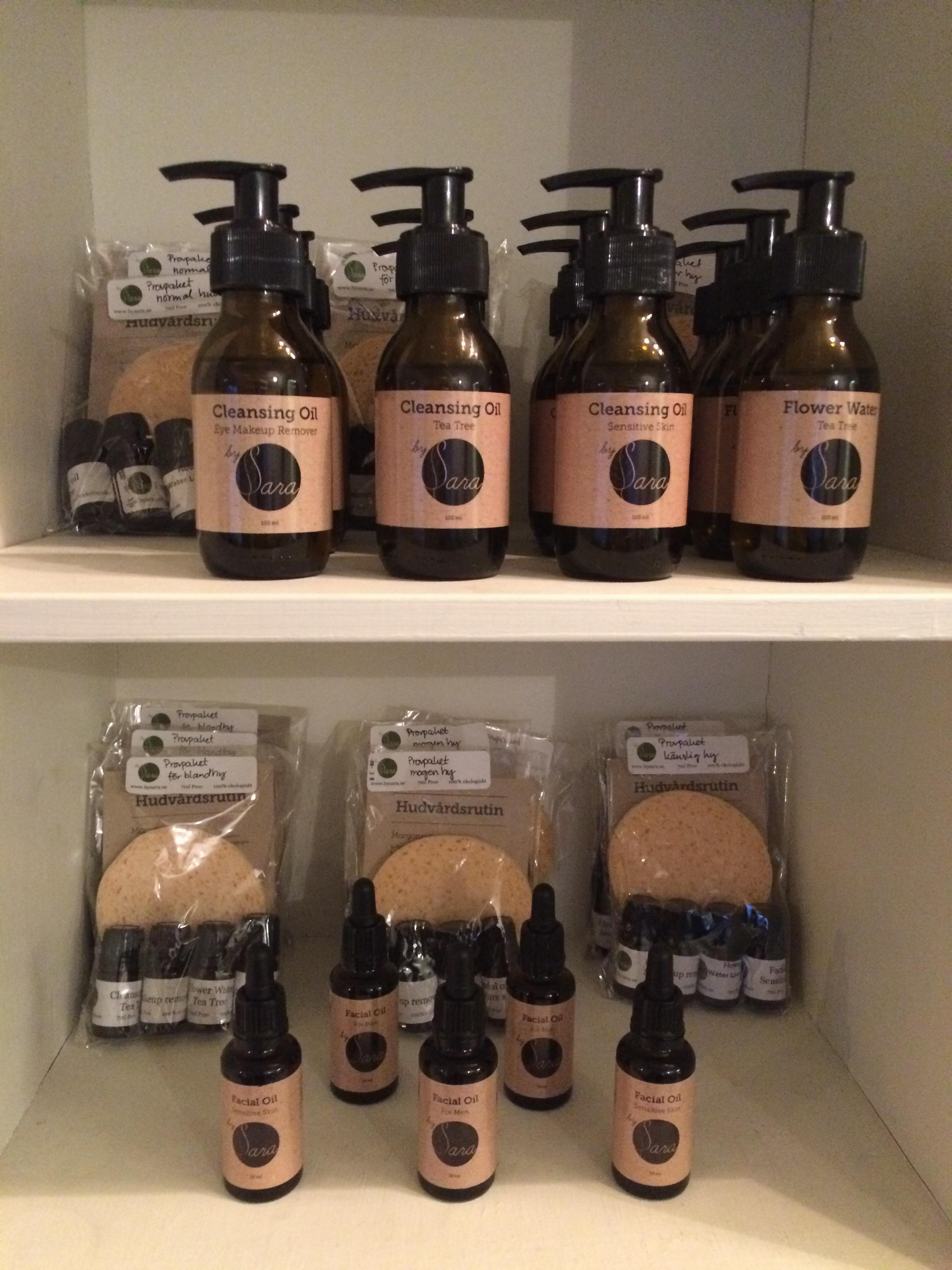 organic bytara fantastiska produkter - finns nu i hos oss!