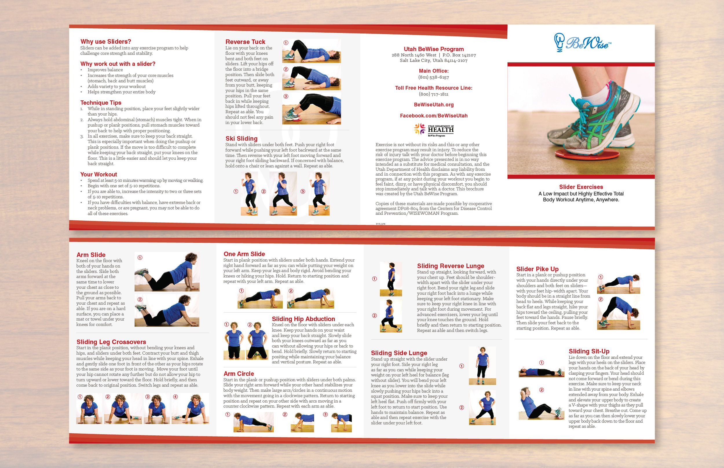BeWise Exercise Tip Sheet