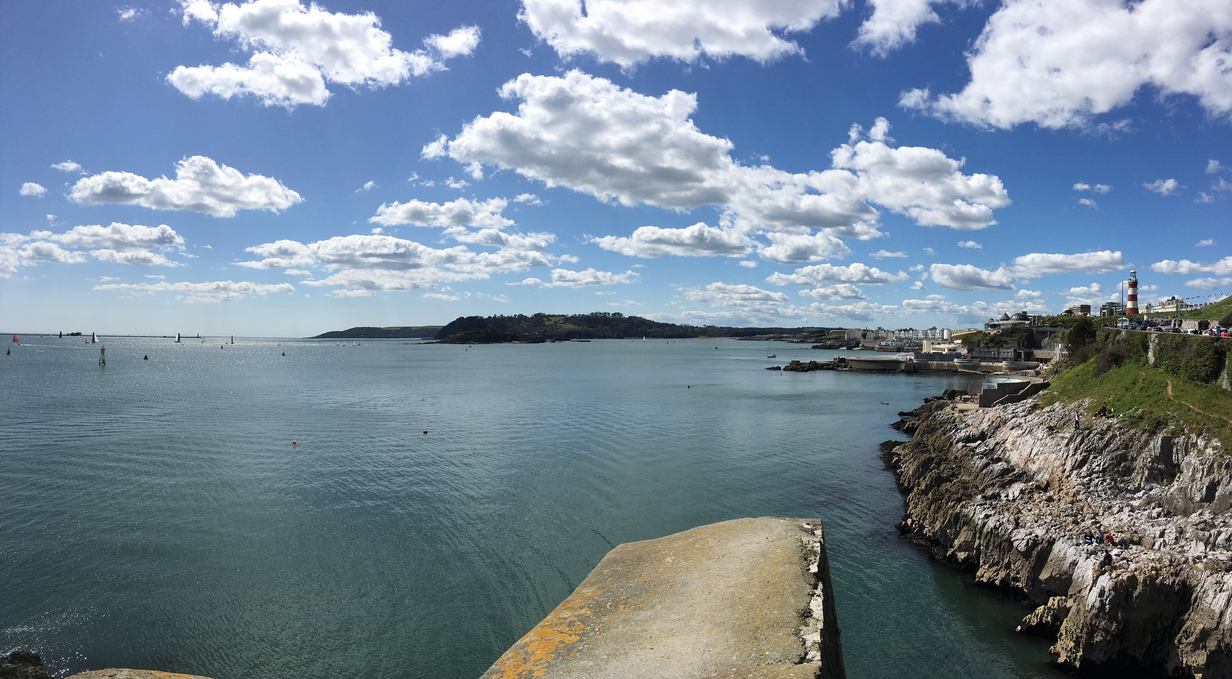 The Plymouth Sound