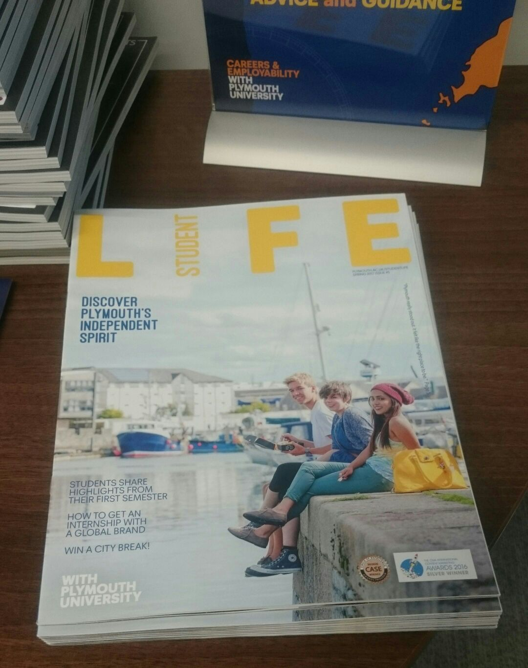 2. The Student Life Magazine.JPG