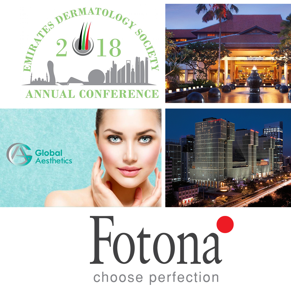 NEXT EVENT… - Join Fotona at the following international events for a first-hand look at our latest innovations and minimally invasive treatments in Aesthetics and Dermatology.More Informations:https://buff.ly/2NZap0F