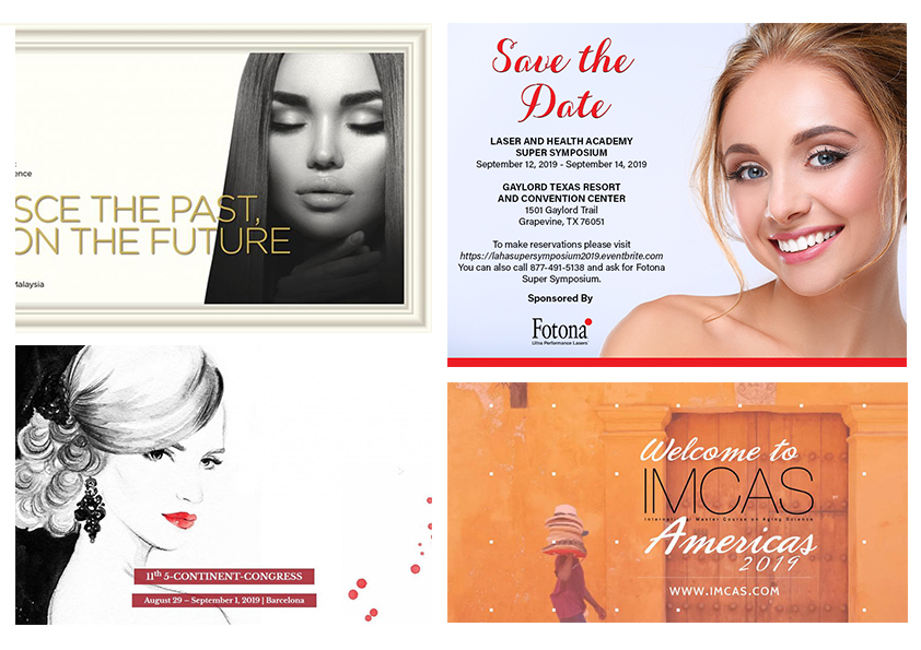 Join Fotona at IMCAS Americas and other upcoming Eevents - More Informations:https://bit.ly/2Z8eDZL