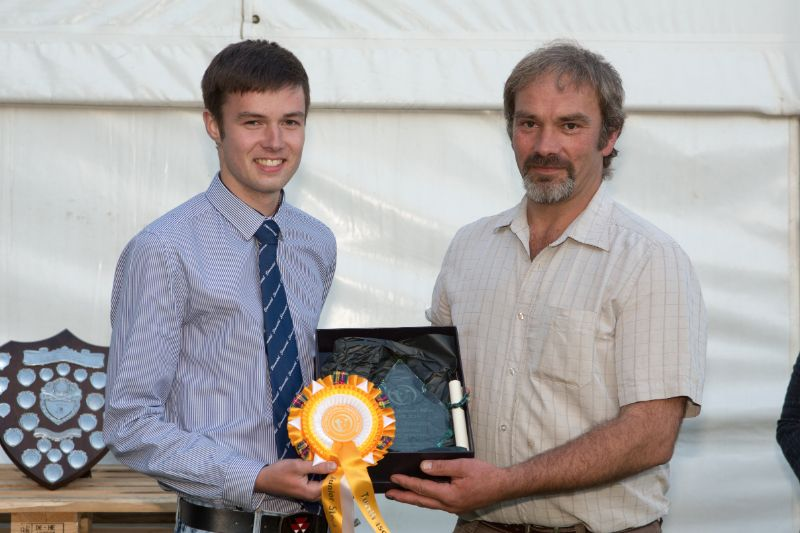 ym stock juding 2014 1st place Junior with R McCulloch Trophy.jpg