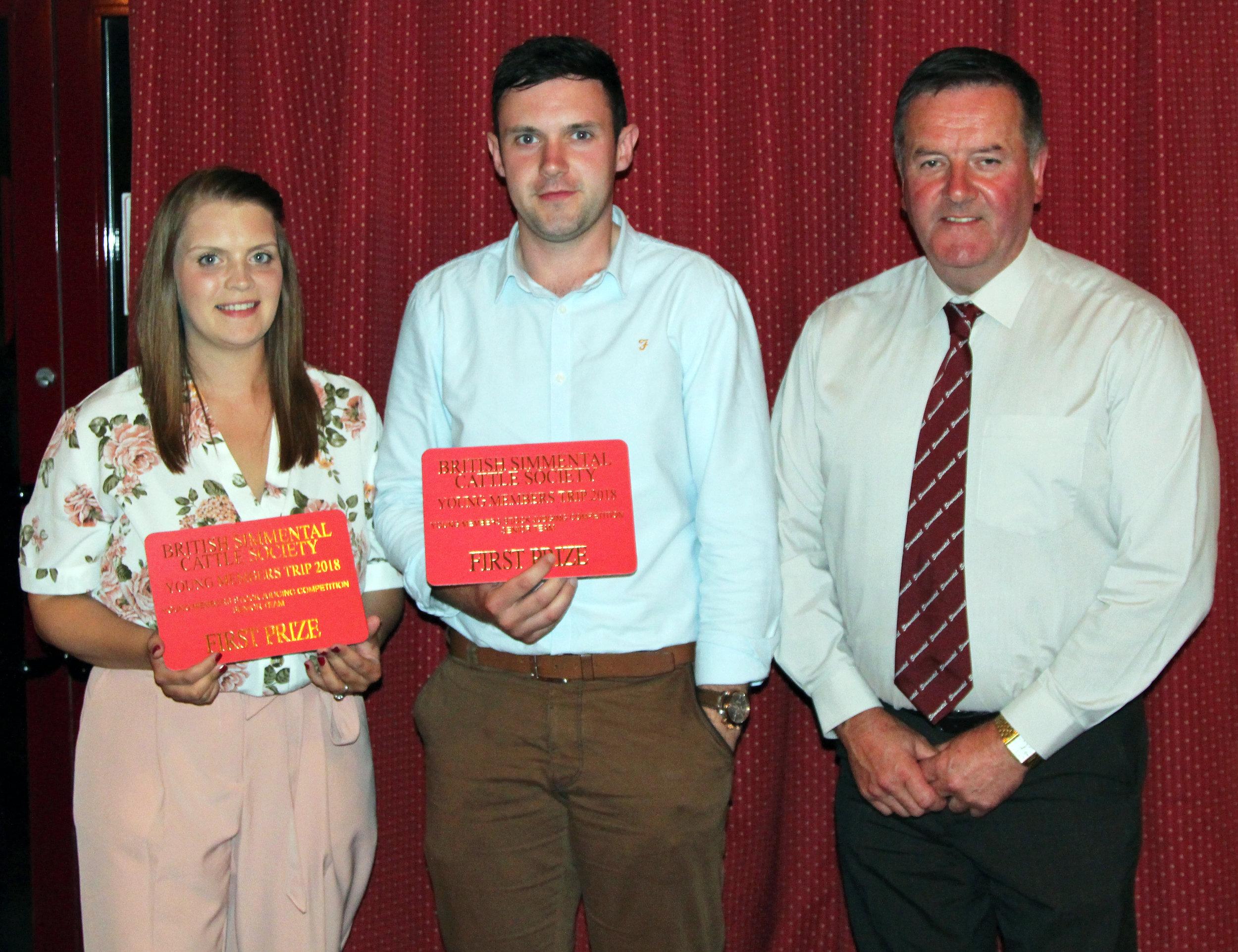 1st Place Senior Team - Zara & Andrew Clarke.jpg