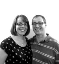 SIMON AND KATIE HALL  Leadership Team