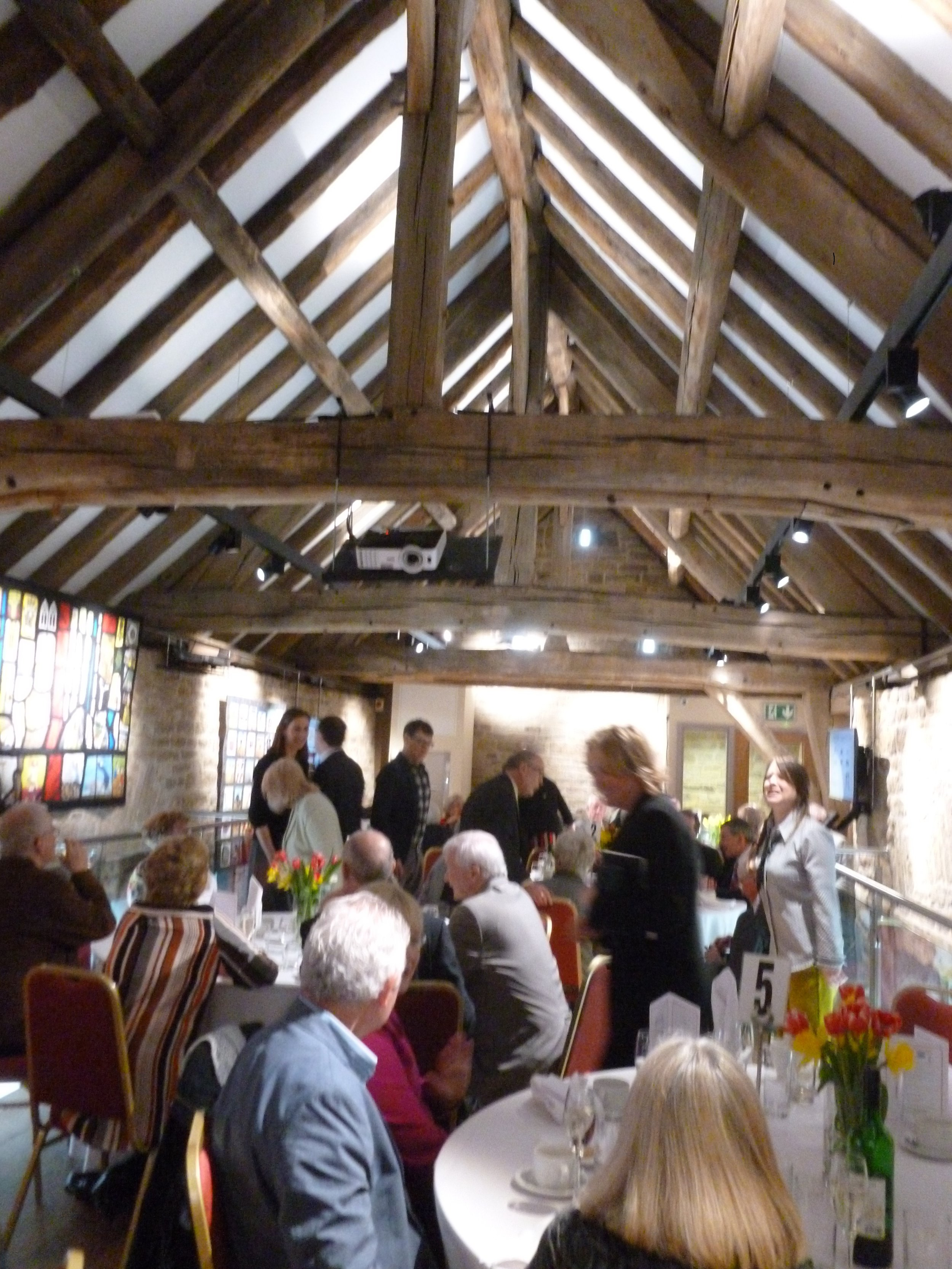 Dronfield Hall Barn interior view at an event.jpg