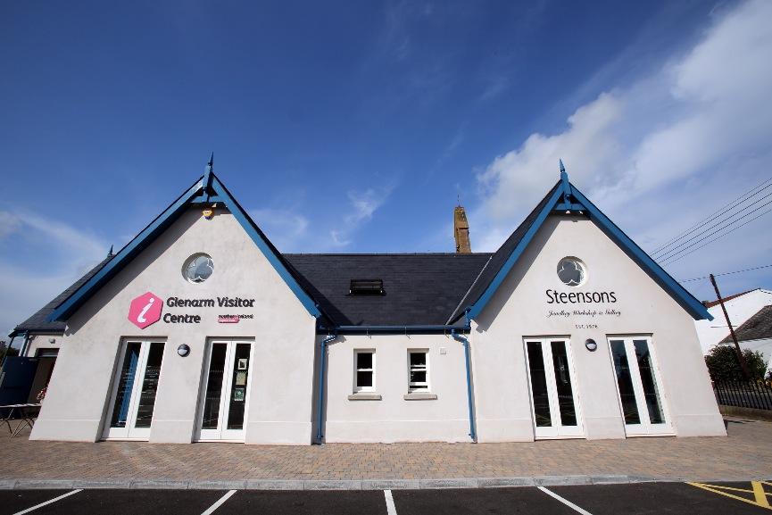 Glenarm visitor centre