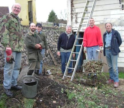 St Albans Signal Box volunteer group