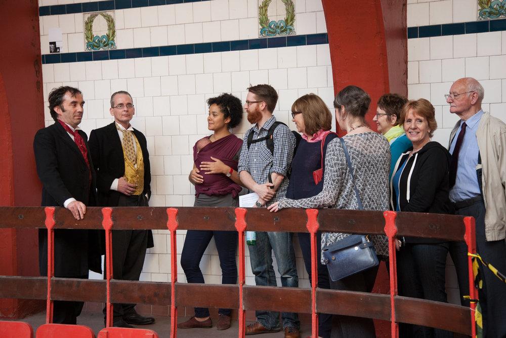 Govanhill Baths Community Event