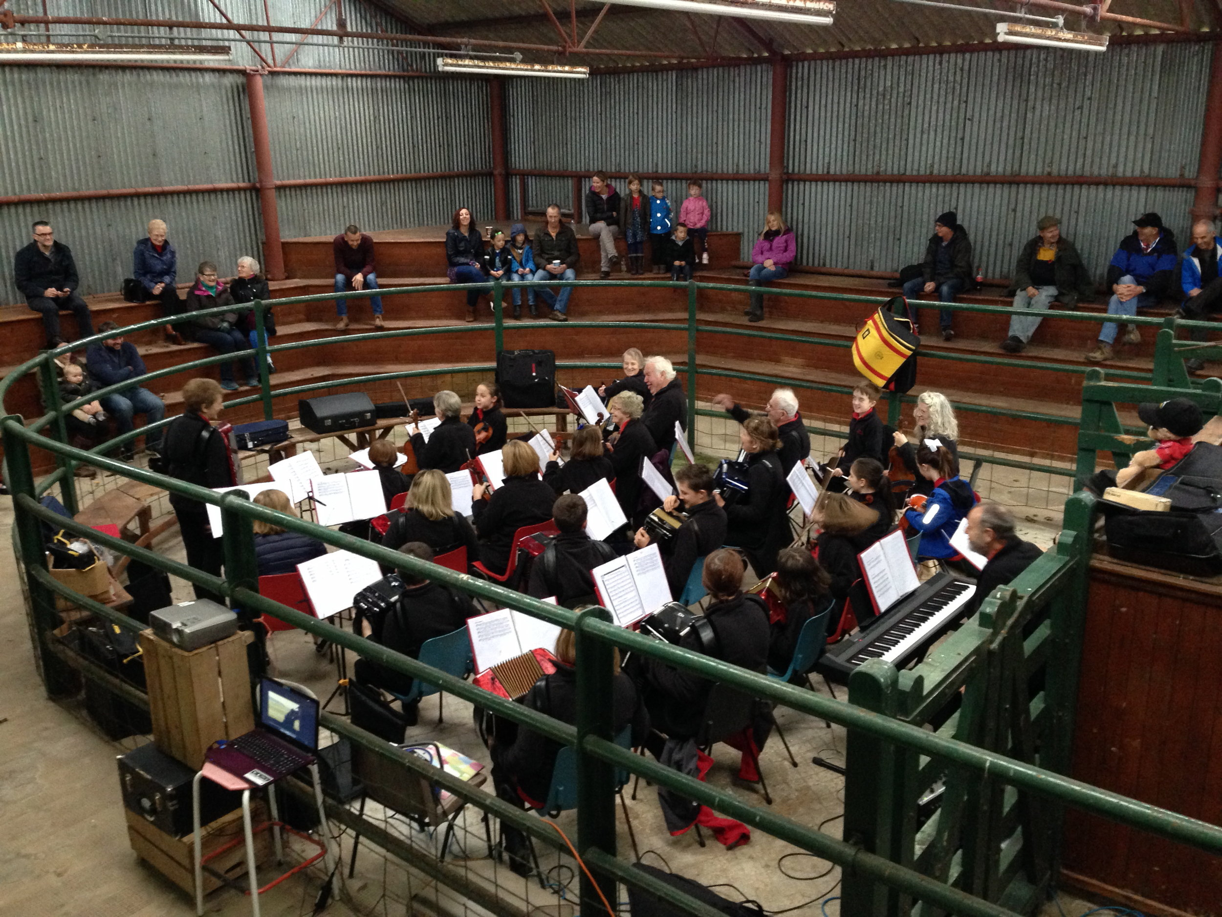 """Rogart Mart - """"The involvement of AHF and the William Grant Foundation was highly significant … it really helped us to secure the further funding we required."""""""