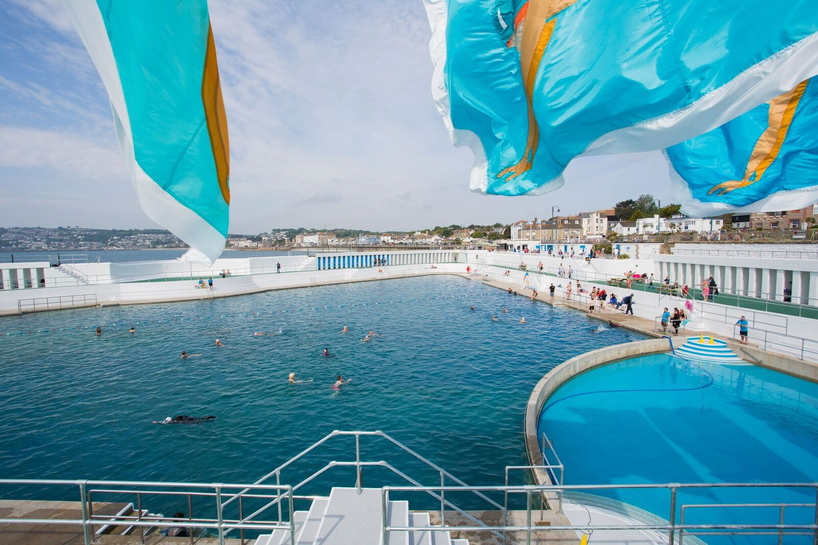 (c) Jubilee Pool Penzance Ltd