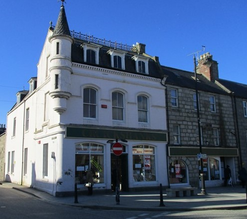 No. 30, The Square, Huntly