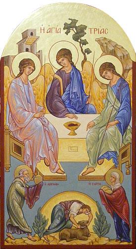 The Hospitality of Abraham - Holy Trinity
