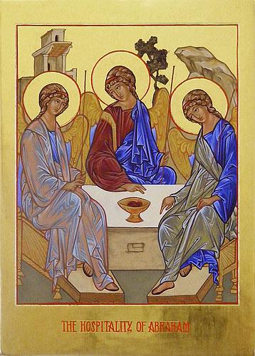 The Hospitality of Abraham