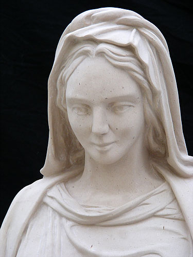 Mary, Mother of Young People, detail