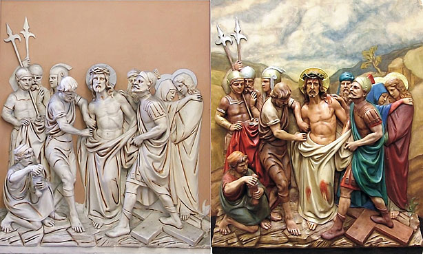 Stations of the Cross, Reframed