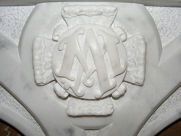 Altar detail