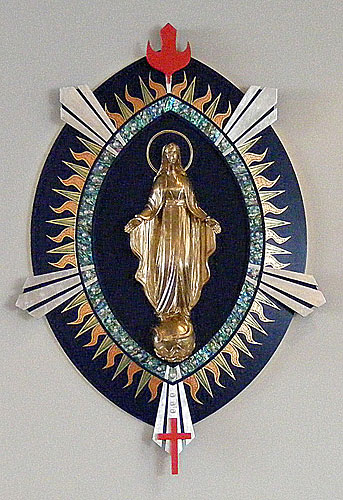 Crest of the Blessed Virgin