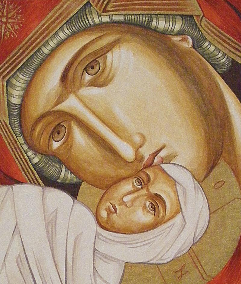 The Nativity (close up)