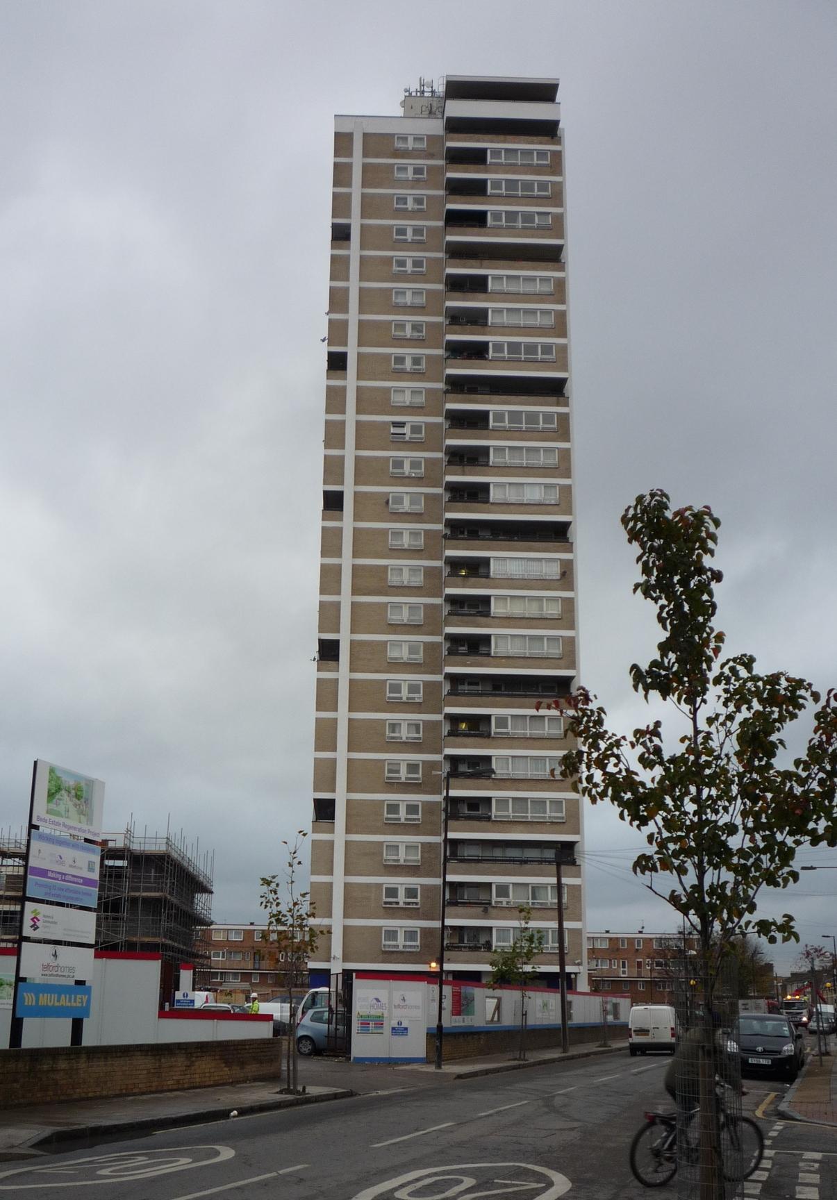Housing Estate in Hackney.JPG