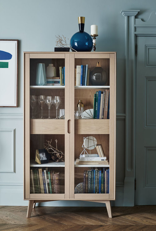 Clayton Display Cabinet
