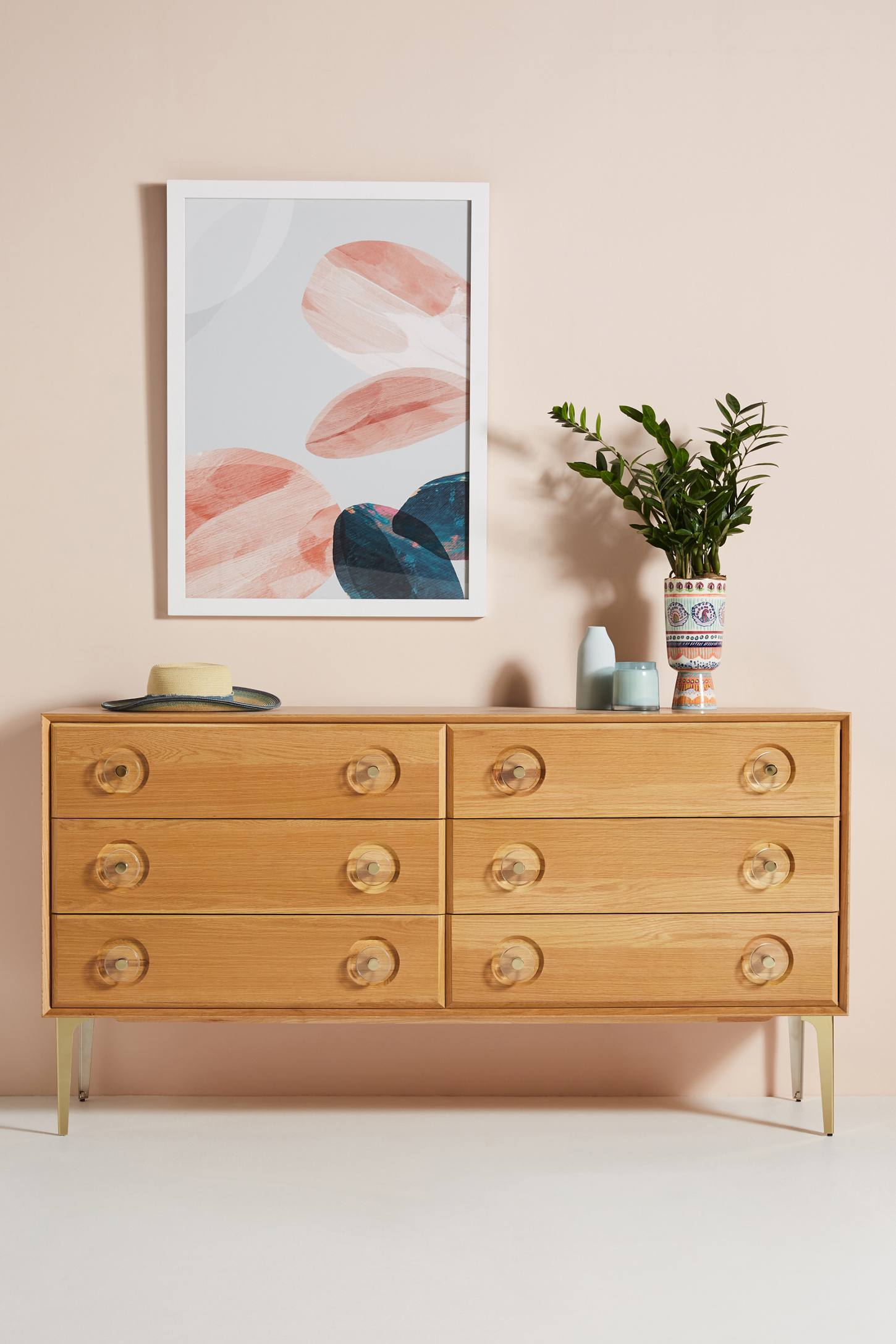 Carraway 6 Drawer Dresser