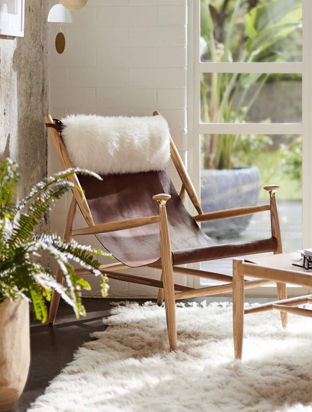 Sydney Slingback Chair