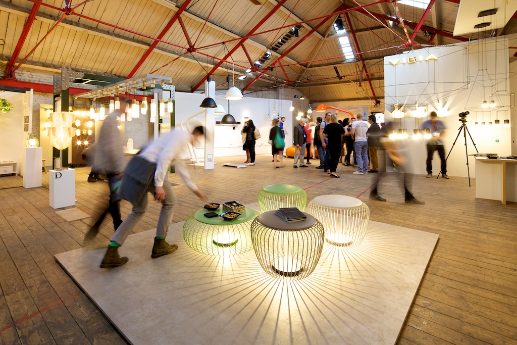 Come and see us at The Design Factory in the Farmiloe Building during Clerkenwell Design Week