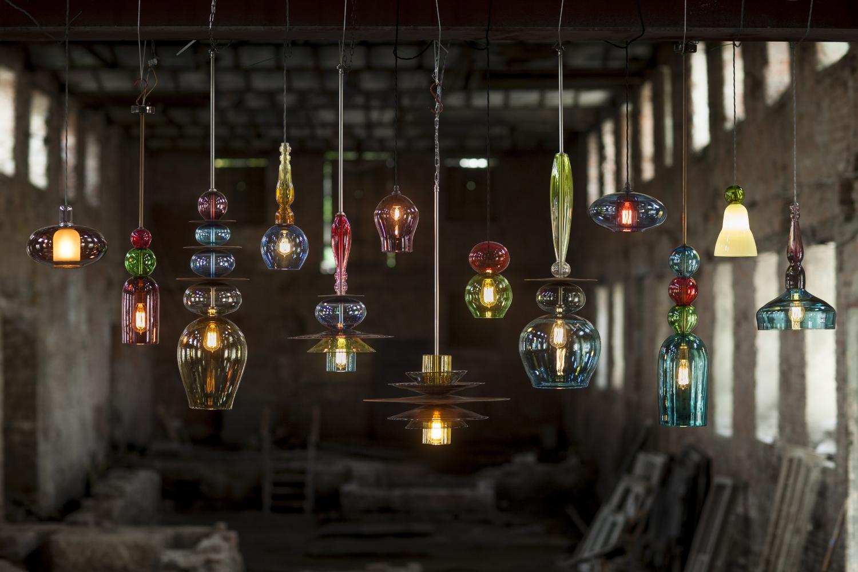Hand-blown Glass Lighting