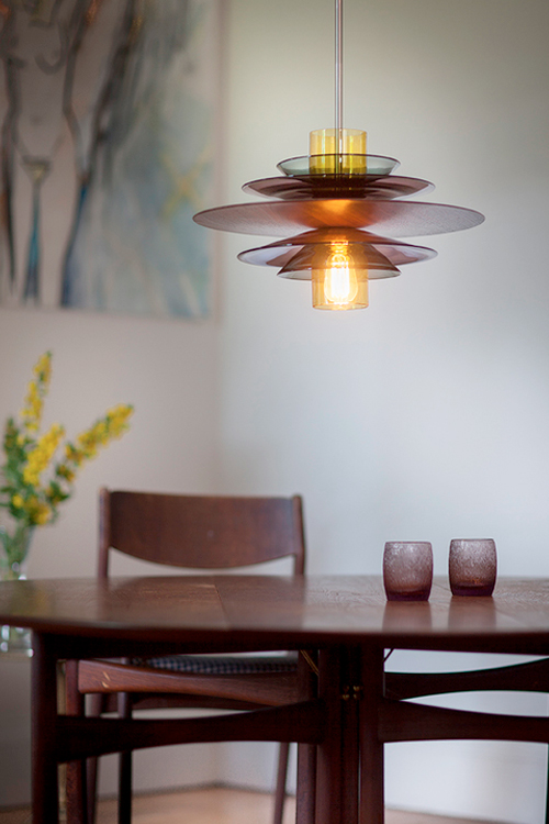 The Double Dine Light Sculptural Stack