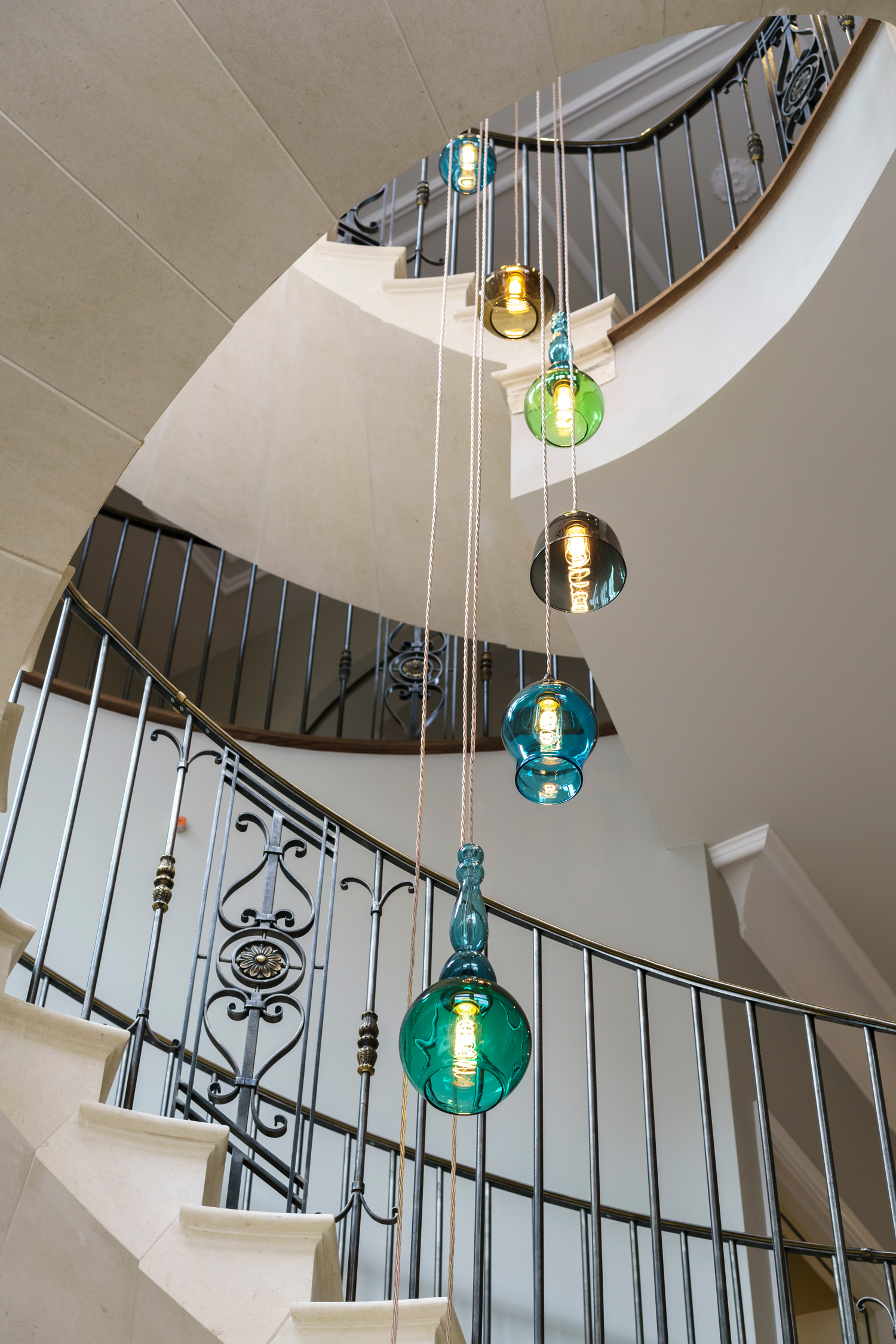 Havona House Notting Hill Chandelier Lights