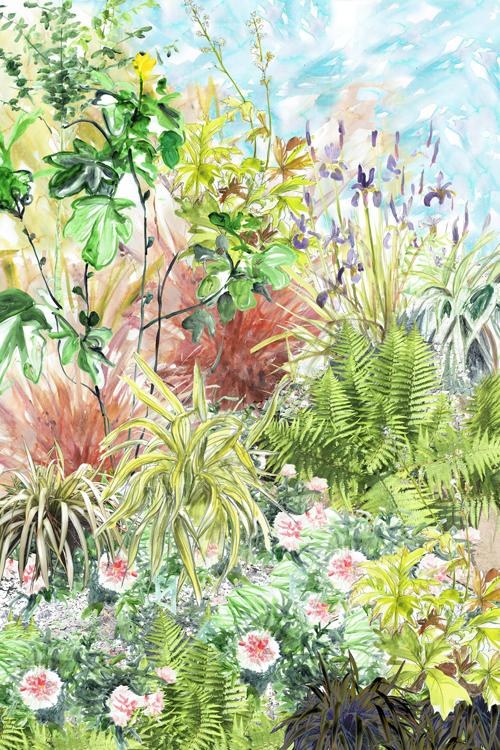 Garden is Sanctuary