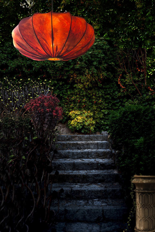 Hand-made-silk-lantern-light-outdoor-lighting-Ume-Red-Spike.jpg