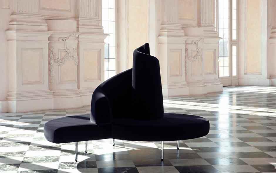 8/20 The Tatlin designed by Mario Cananzi and Roberto Semprini in 1989.