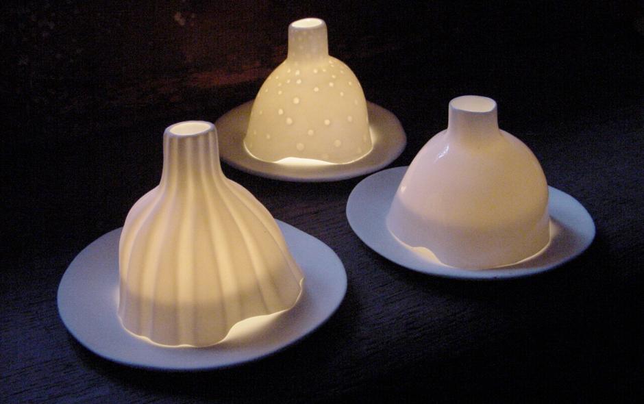 5/6 The Igloo Tea Lights by Tsé & Tsé are a friendly little light source.