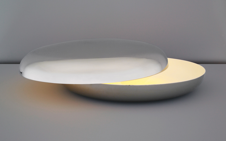 4/4 Loop lamp designed by VW+BS in 2004 and nominated for the prestigious Compasso d'Oro the same year.
