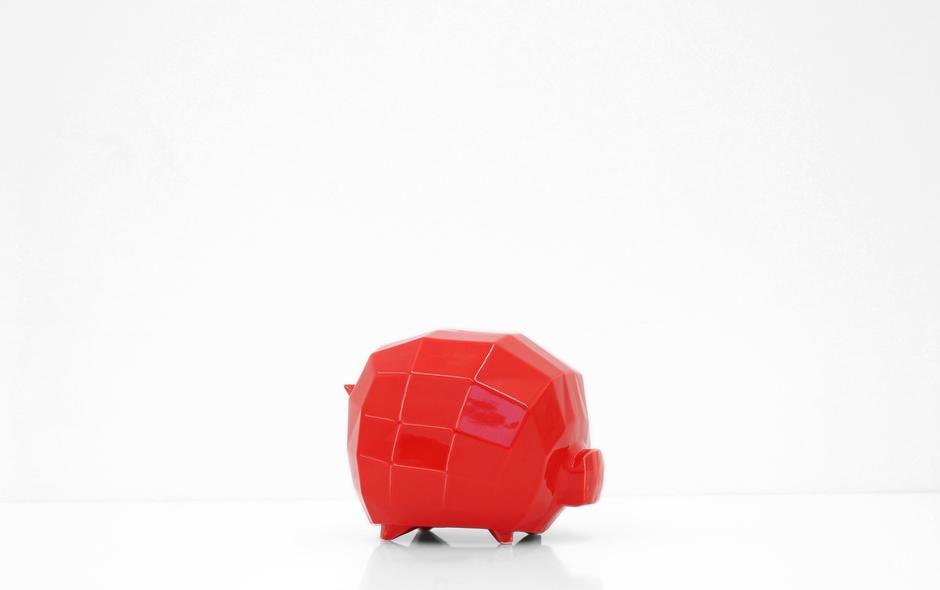2/5 Pigxel by Randy Chan.