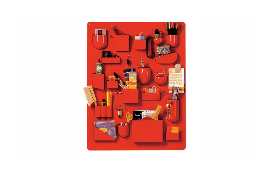 8/8 Vitra's Uten.Silo designed by Dorothee Becker takes storage to a graphic new level.