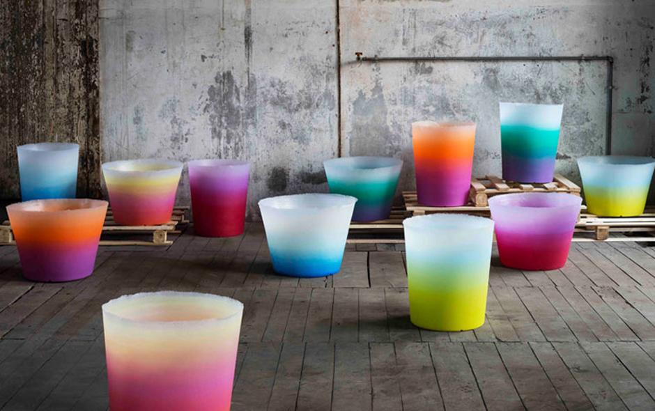 3/3 Product nominee, Alba vase by Massimiliano Adami for Serralunga.