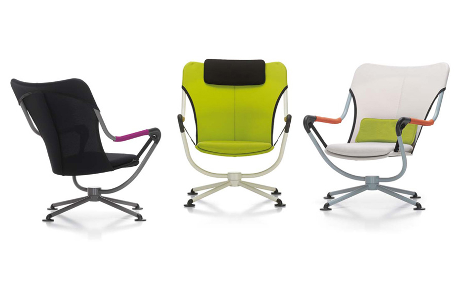 4/6 Waver by Konstantin Grcic for Vitra.