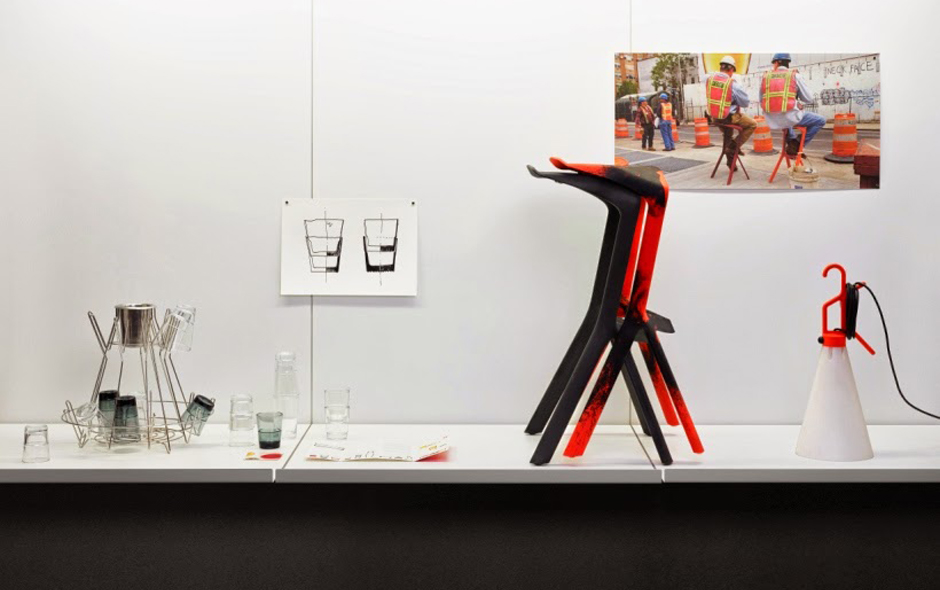 6/6 Room 4, The Archive of Things. Konstantin Grcic – Panorama.
