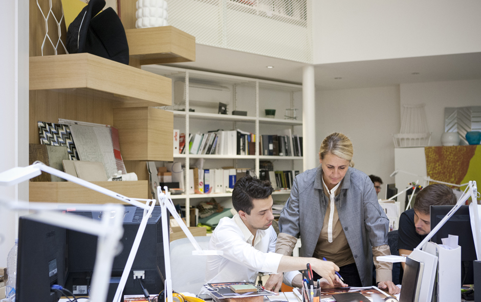 A collaborative approach is central to the designing process at Studio Urquiola.