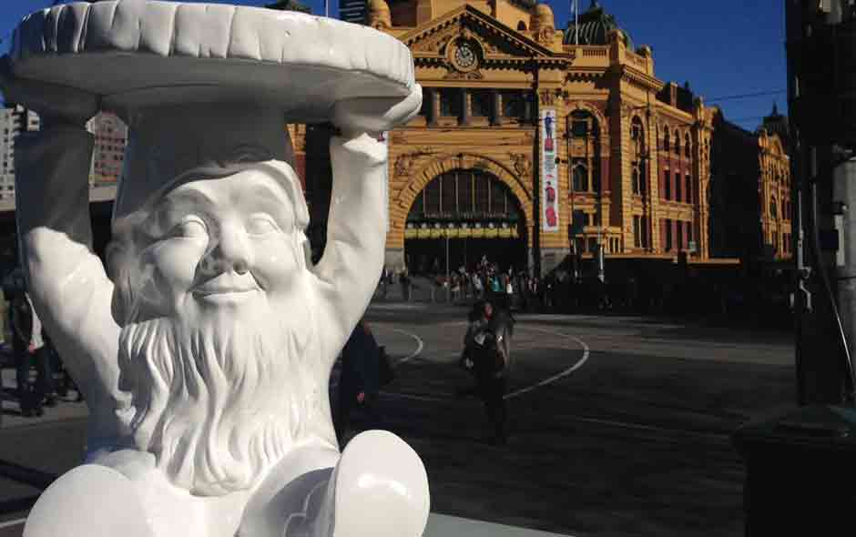 4/4 Flinders Station, Melbourne. Where to next?