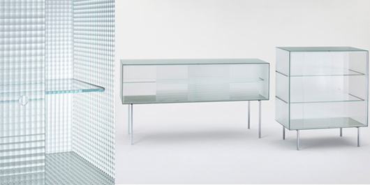 Piero Lissoni's 2016 collection for  Glas Italia .